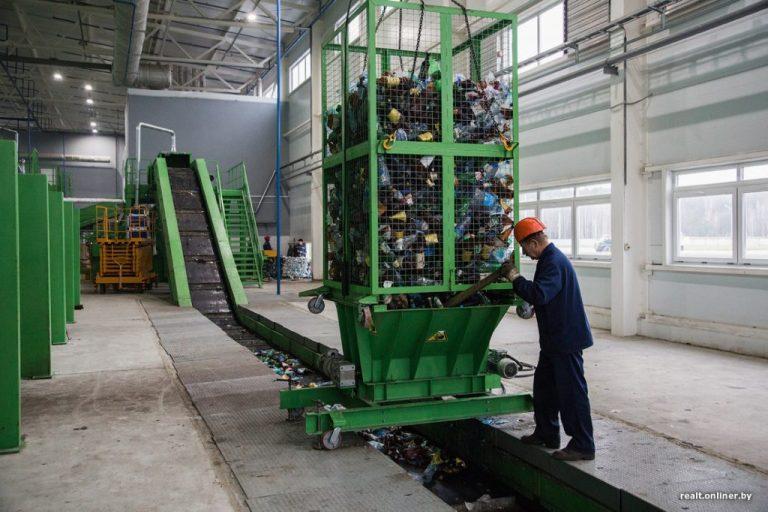 Завод по переработке полиэтилена и пластиковой фольги в г. Быдгощ