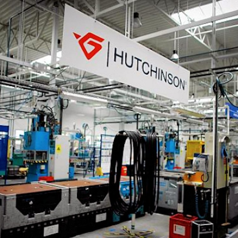 Завод автозапчастей Hutchinson в г. Żywiec (Бельско-Бяла)