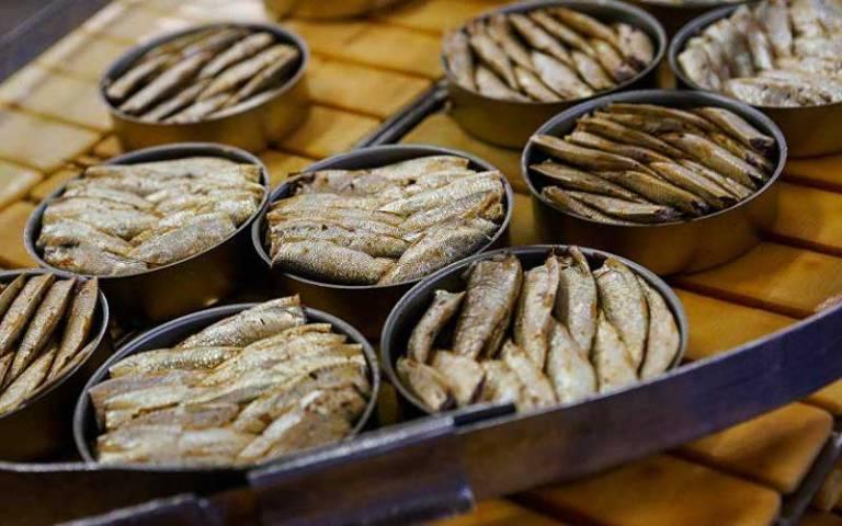 Производство и фасовка рыбных консервов в г. Брусы (Гданьск)