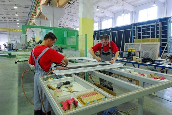 Завод пластиковых окон в г. Trzcianka (Познань – Щецин)