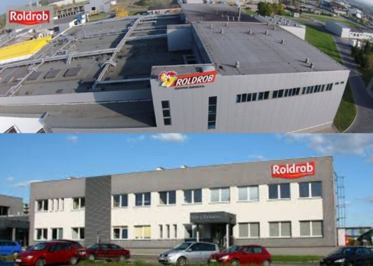Уборка птицефабрики RolDrob в г. Tomaszów Mazowiecki (Лодзь)