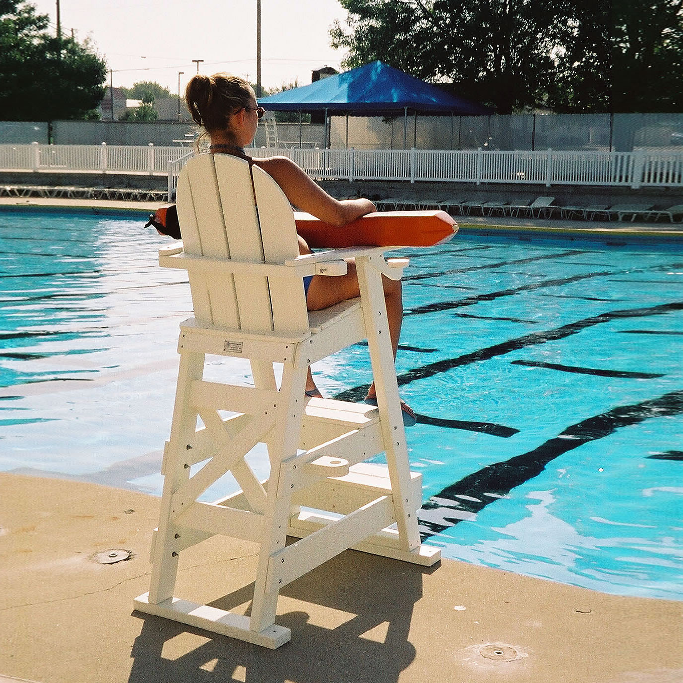 Chairs For Pool Tailwind Lg510 Lifeguard Chair