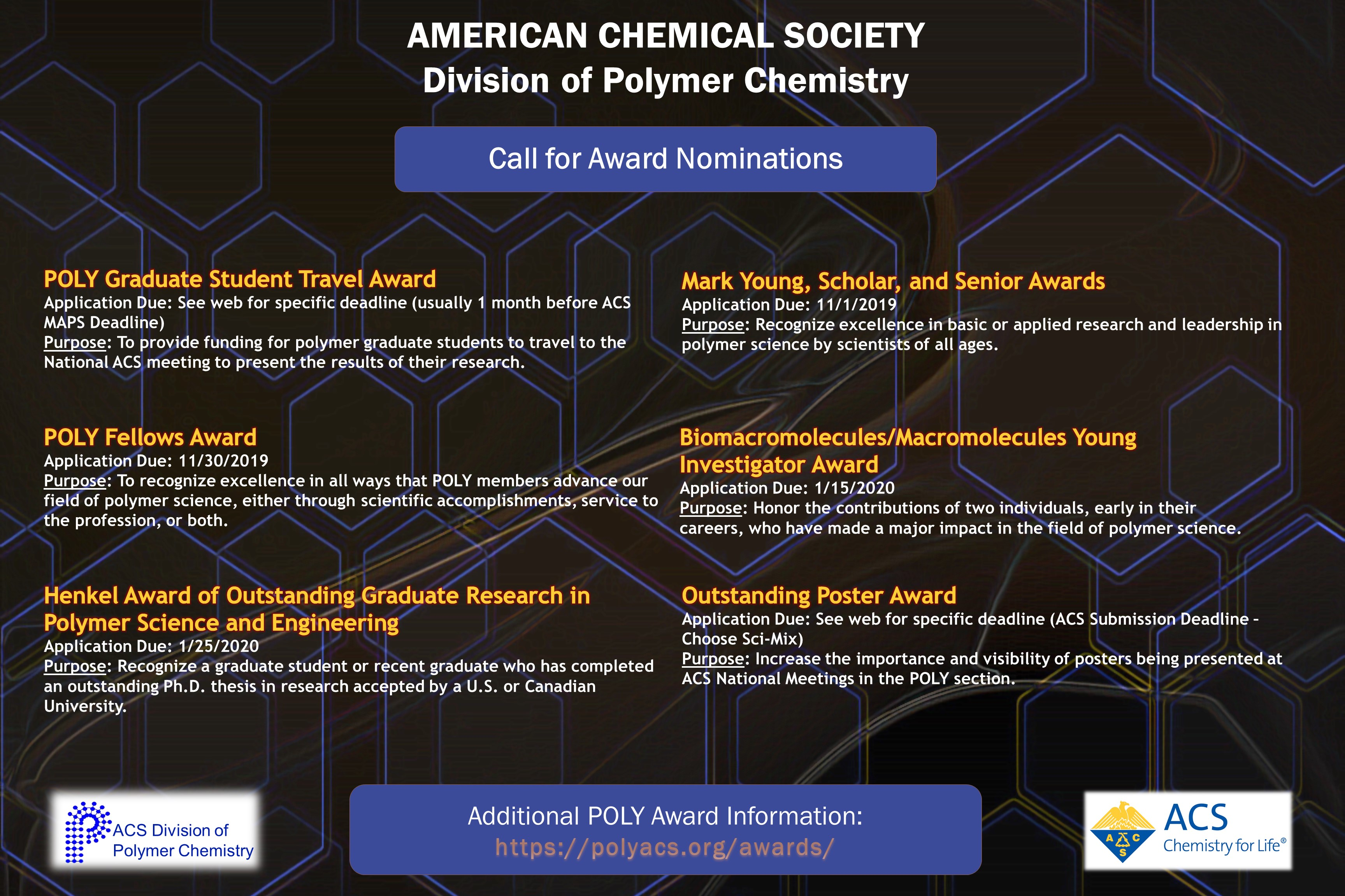 Division of Polymer Chemistry, Inc