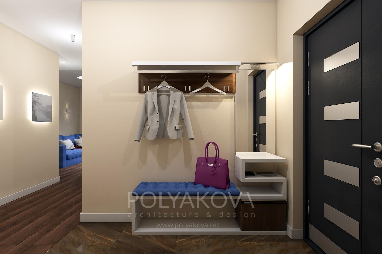 прихожая дизайн интерьера фото в квартире 2