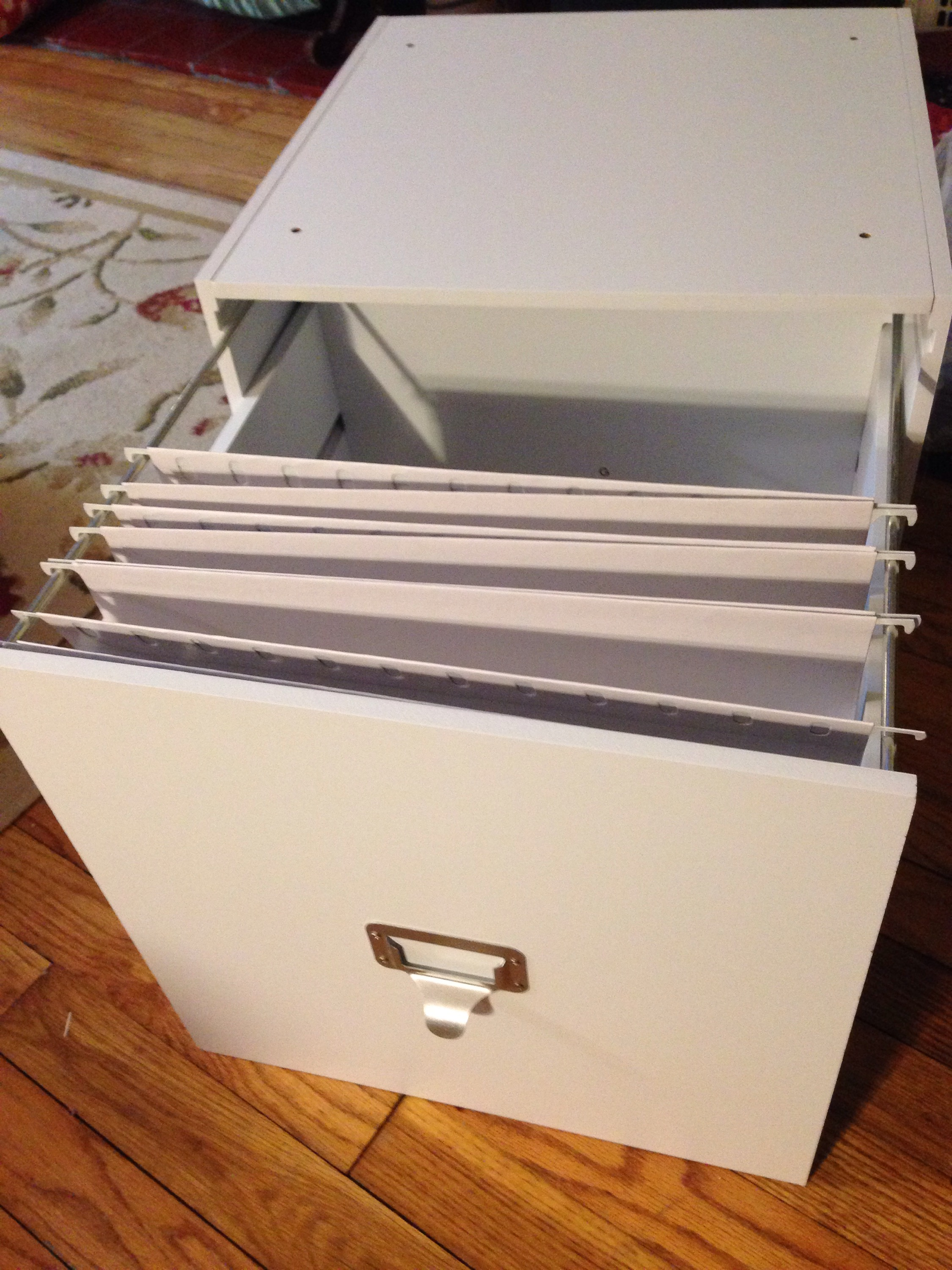 reviewing craft storage recollections