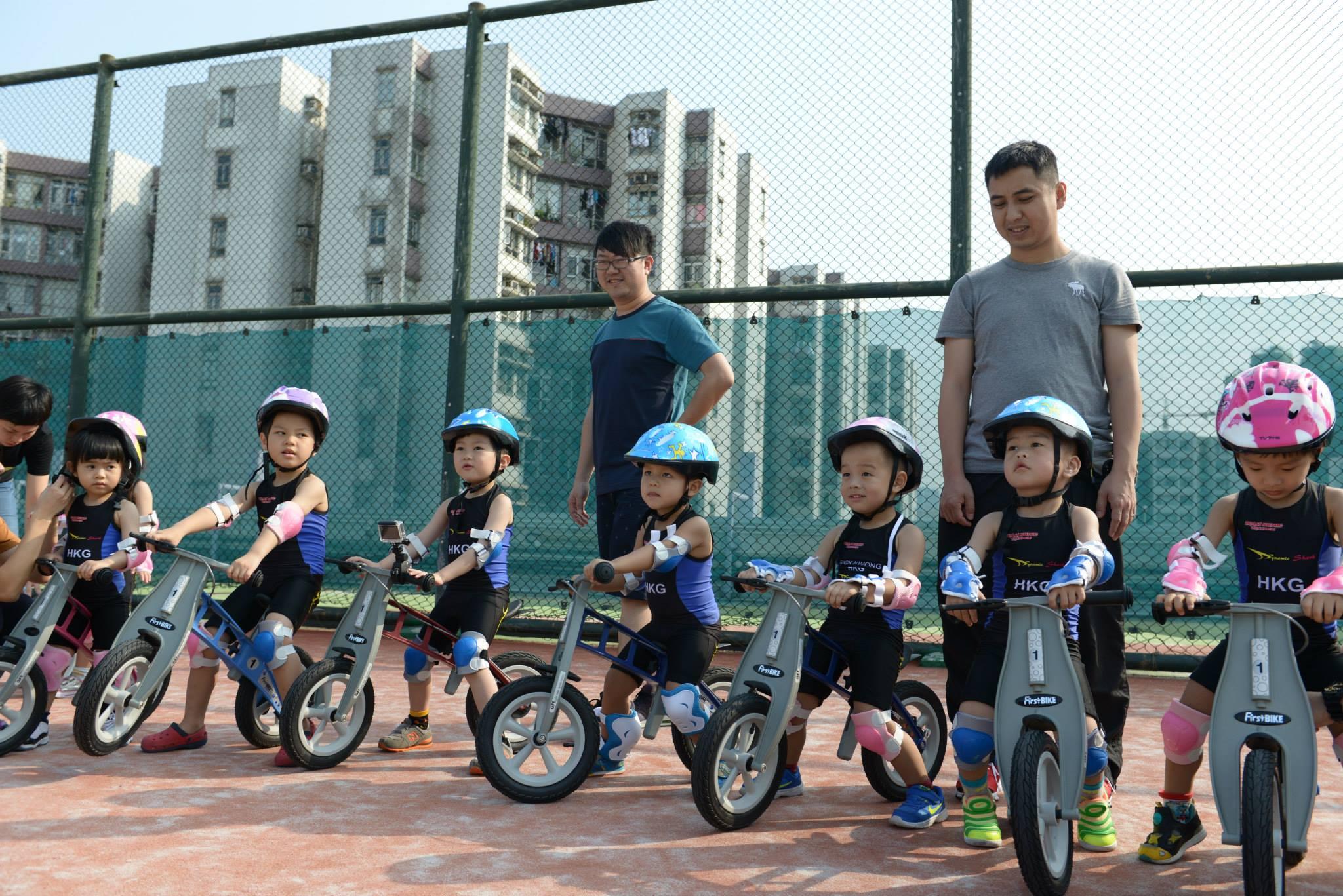 免費兒童平衡車試玩體驗日! - PolyEd Education Centre