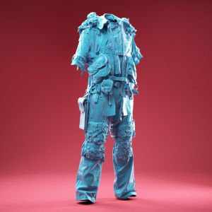 Army Soldier Cosplay Outfit