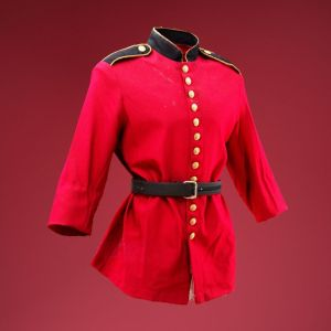 English Guard Costume