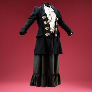 Fancy Dress and Coat