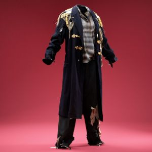 Marine Coat Costume