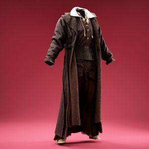 Wood Cutter Coat Costume