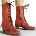 Vintage Boot Leather Laces