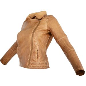 Vintage Jacket Brown Leather