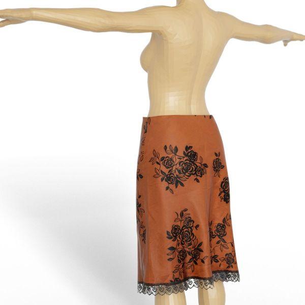 Vintage Skirt Bronze