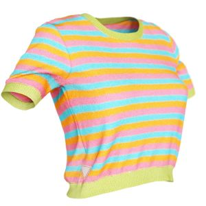 Vintage Top Stripes