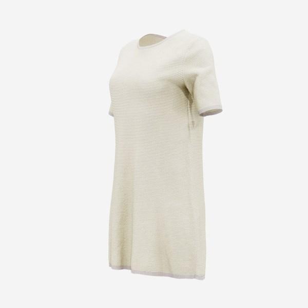 Light Green Zipper Dress