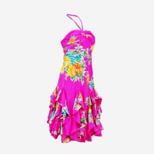 Pink Salsa Dress