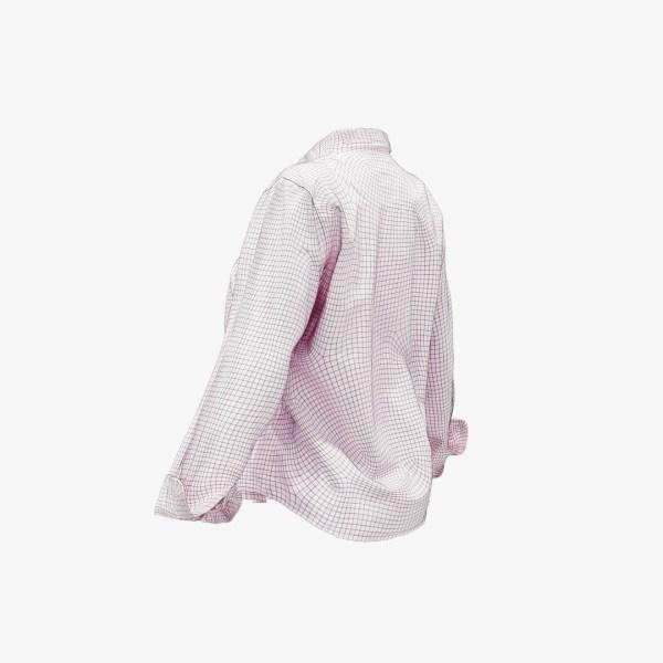 Pink Simple Shirt