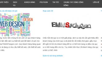 Trình duyệt Chrome bản 39 khiến menu trên web bị lỗi xuống dòng và cách sửa lỗi