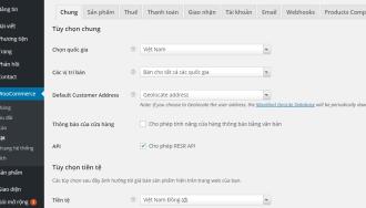 Việt hóa Woocommerce cho website bán hàng tiếng Việt 100% thành công