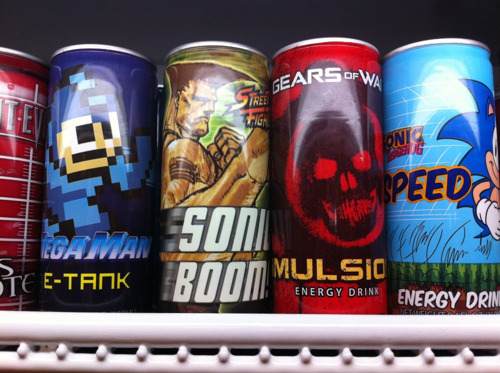 Energy Drinks (2/3)