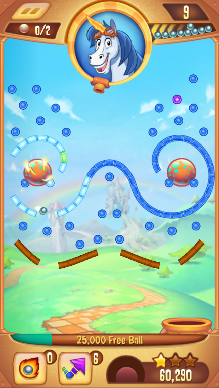 Peggle Blast for iOS is fun but flawed (2/4)