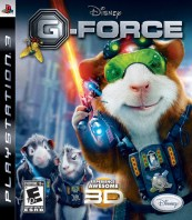 G-Force - PS3, XBox 360, Wii
