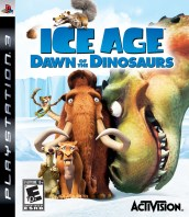Ice Age - Dawn of the Dinosaurs - PS3, Wii, XBox 360