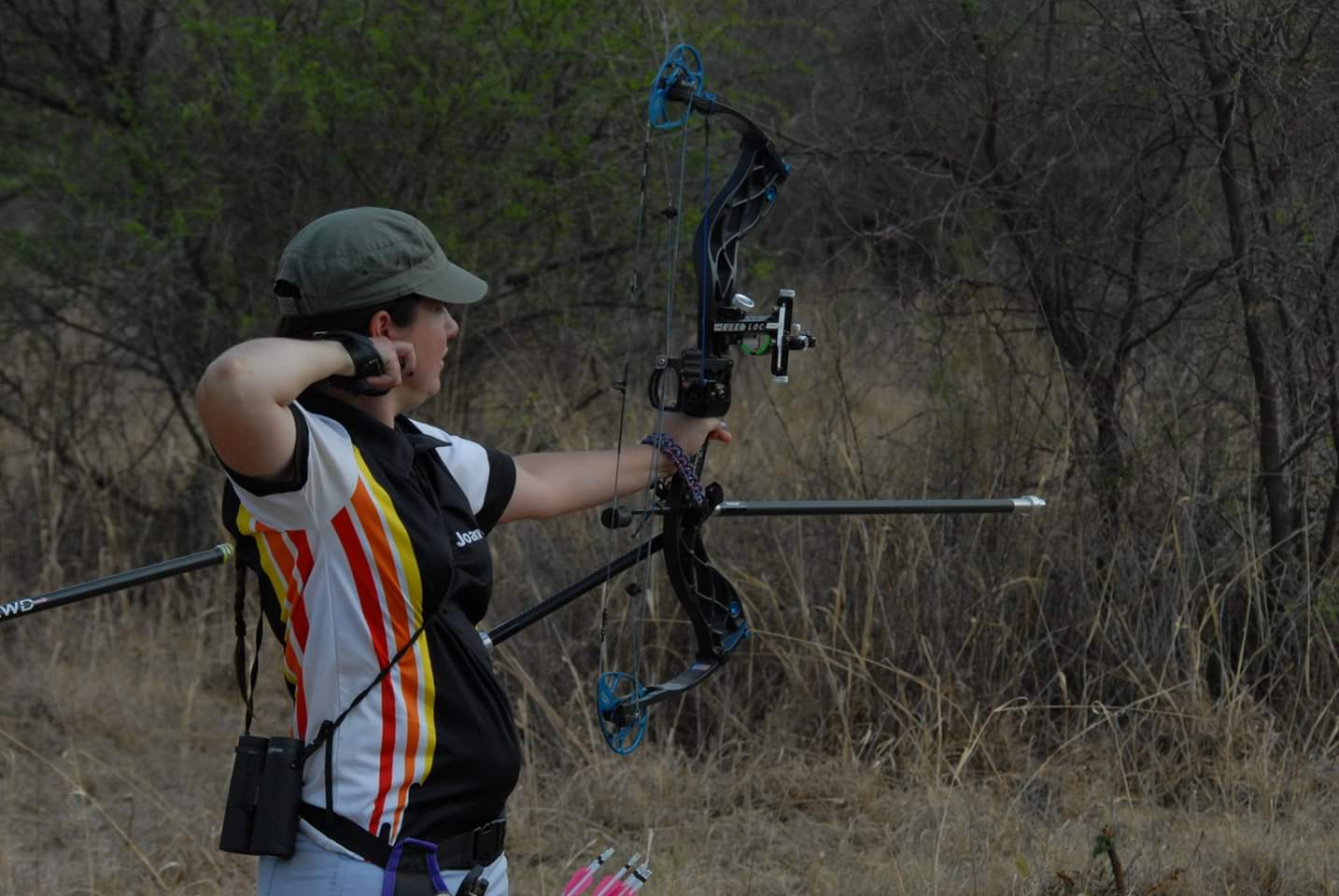Polygraph examiners aiming for accuracy at the World Archery Championships.