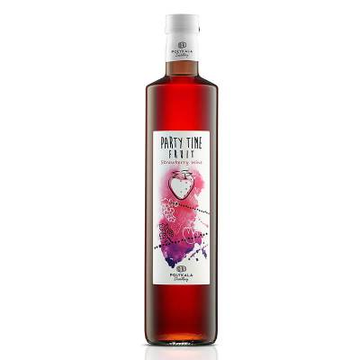 Part Time Strawberry Fruit Wine