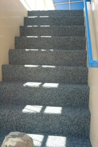 Residential Rubber Floor - Polylast Systems