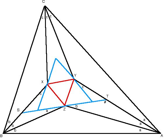 Polymathematics: Morley's Theorem