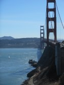 The Golden Gate Bridge and Profile Pic