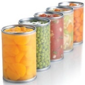 Sonoco's TruVue See-Through Plastic Can