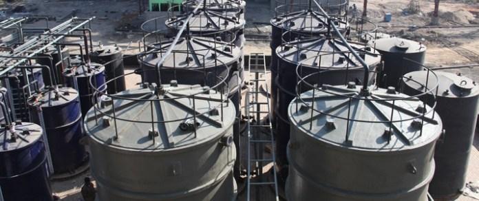 frp tank vessels