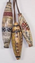 David Forlano, Three Beads, 1995