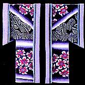 Lindly Haunani, Kimono Pin, 1990