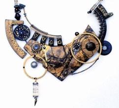 Tory Hughes, Orrery Neckpiece, 1993