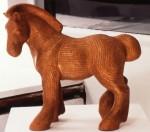 Donna Kato, Trojan Horse, 1997