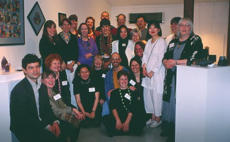 MIPCES, 1997, Artists Group Portrait