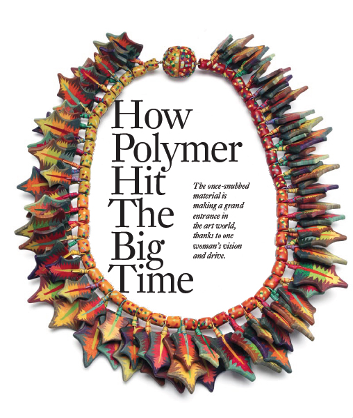 American Craft Magazine Features Polymer
