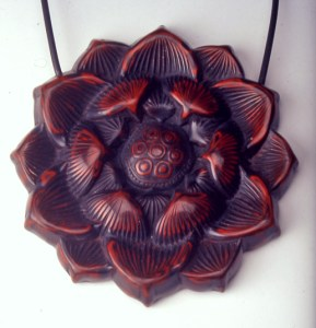 Nan Roche, Lotus Kashigata Necklace, c. 2002