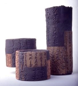 Nan Roche, Glyph Vessels, c. 1997