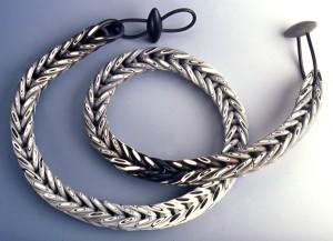 Nan Roche, Double Loop in Loop Necklace, c. 1999