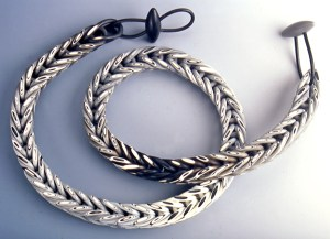 Nan Roche, Double Loop in Loop Necklace, c. 1999
