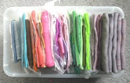 A Wide Variety Of Polymer Clay Storage Options For Your