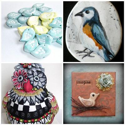mosaic-birds