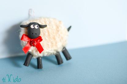 sheep-ornament