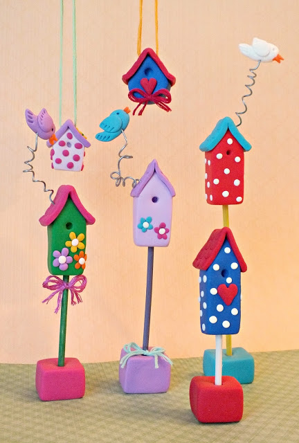 tiny-birdhouses