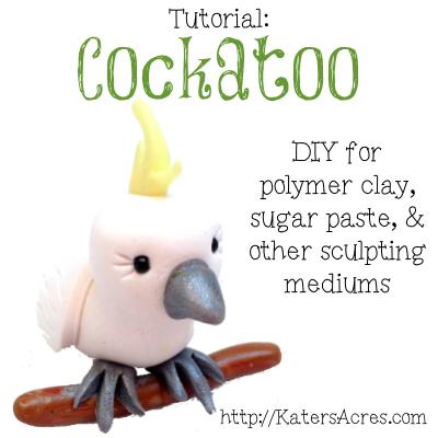 Polymer-Clay-Cockatoo-Tutorial